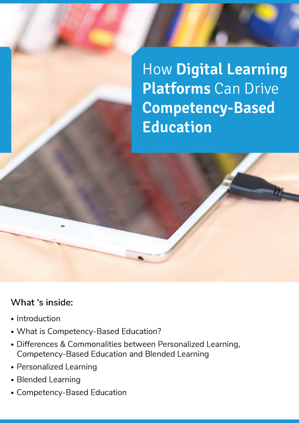 Whitepaper on Competency-based education by MagicBox™