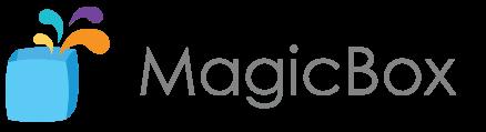 MagicBox- digital learning platform logo