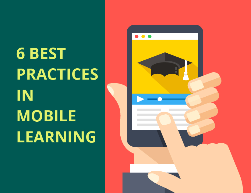 6 best practices in mobile learning