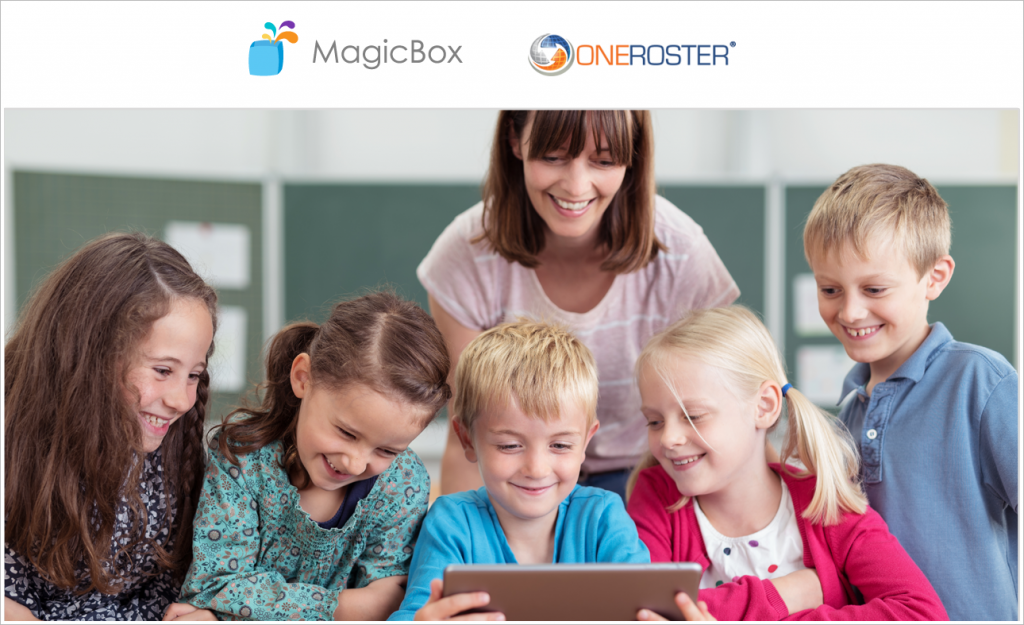 MagicBox<sup>TM</sup> Launches Support for OneRoster