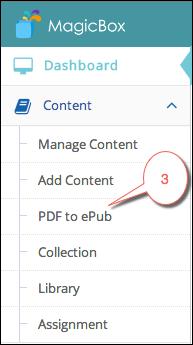 Cobvert PDF to ePub