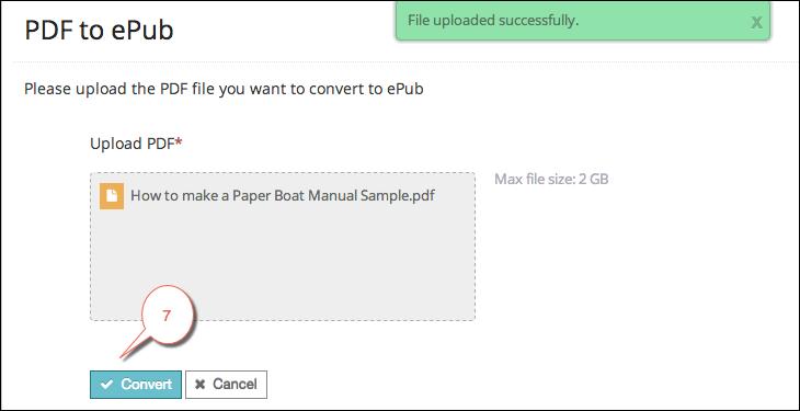 PDF uploaded