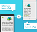 The Best eBook Format – Reflowable or Fixed-layout?