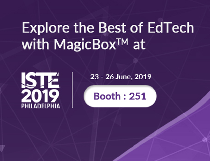 MagicBox<sup>TM</sup> is Exhibiting at ISTE 2019
