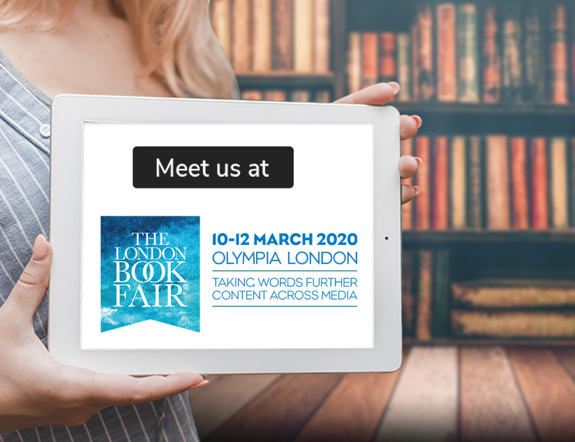 Join MagicBox™ at The London Book Fair 2020!