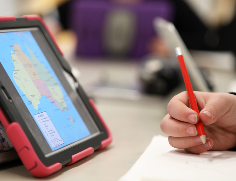 Transforming K-12 Learning with the Use of Technology