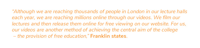 quote by franklin states