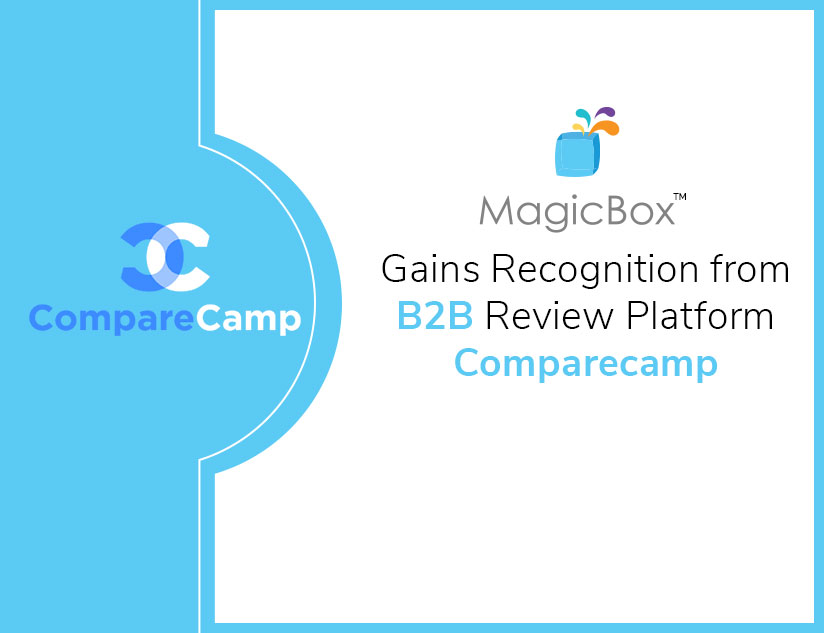 MagicBox™ Gains Recognition from B2B Review Platform