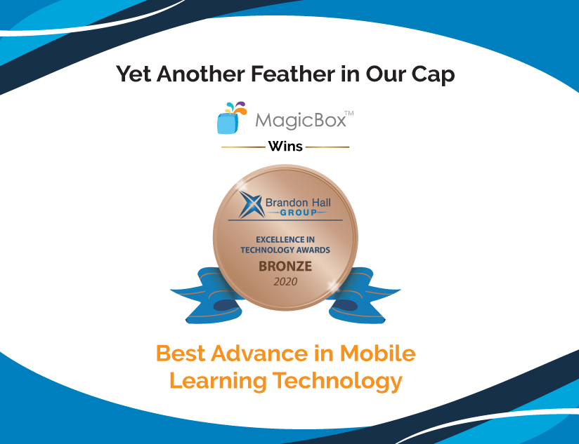 MagicBox™ Wins the 2020 BHG Excellence in Technology Award