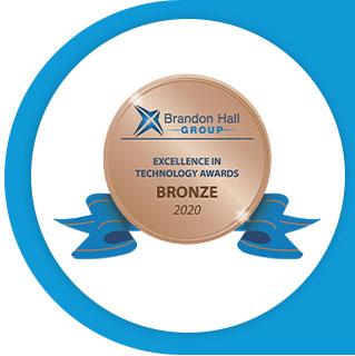 Brandon Hall Group Bronze Award- MagicBox