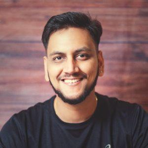 Dipesh Jain- Author