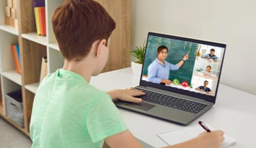 virtual classroom tips from pandemic featured