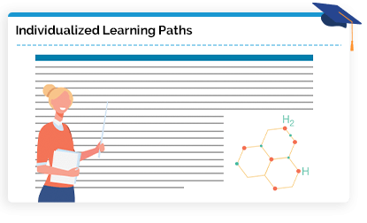 individualized learning path for students