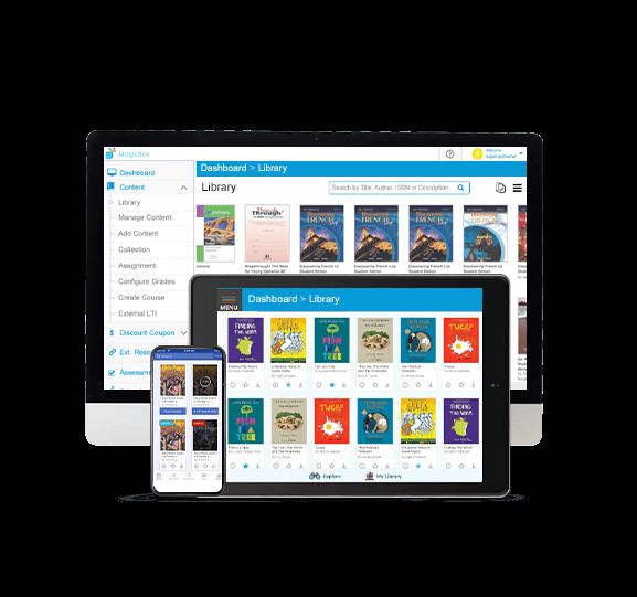 Digital Learning Platform